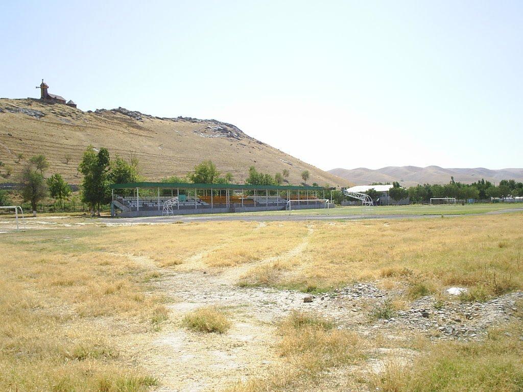 Jizzax, Stadion u Pianoj Gory, Джизак