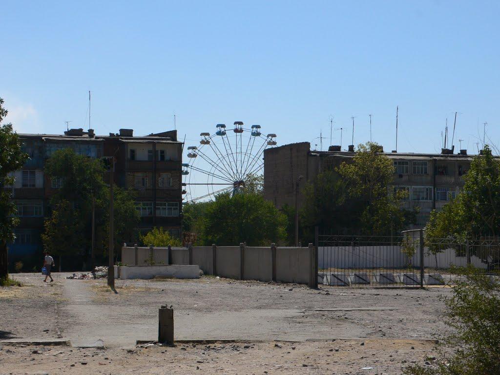 1-й микрорайон, Ахангаран