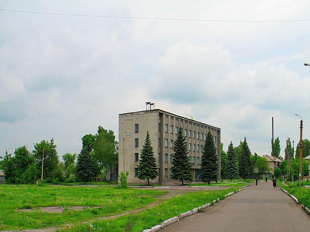 Горисполком, Дебальцево