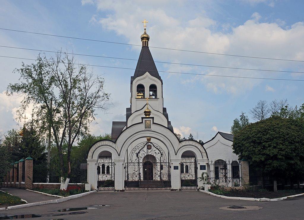 Свято Владимировский храм, Докучаевск