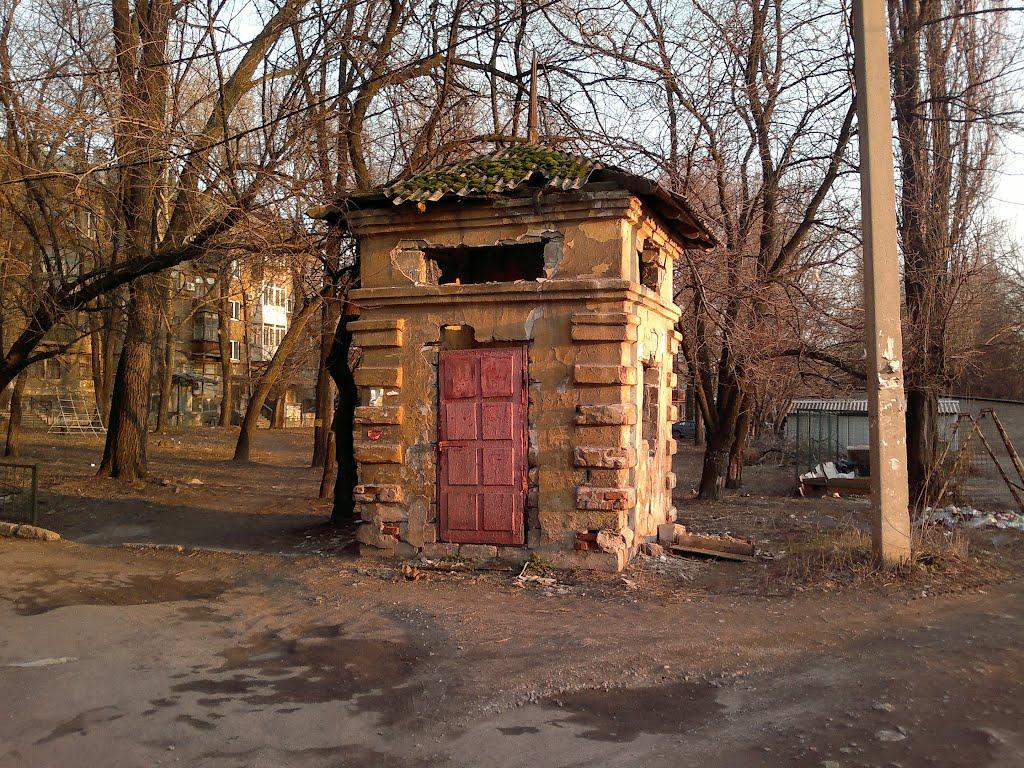 Домик  3.04.2012, Донецкая