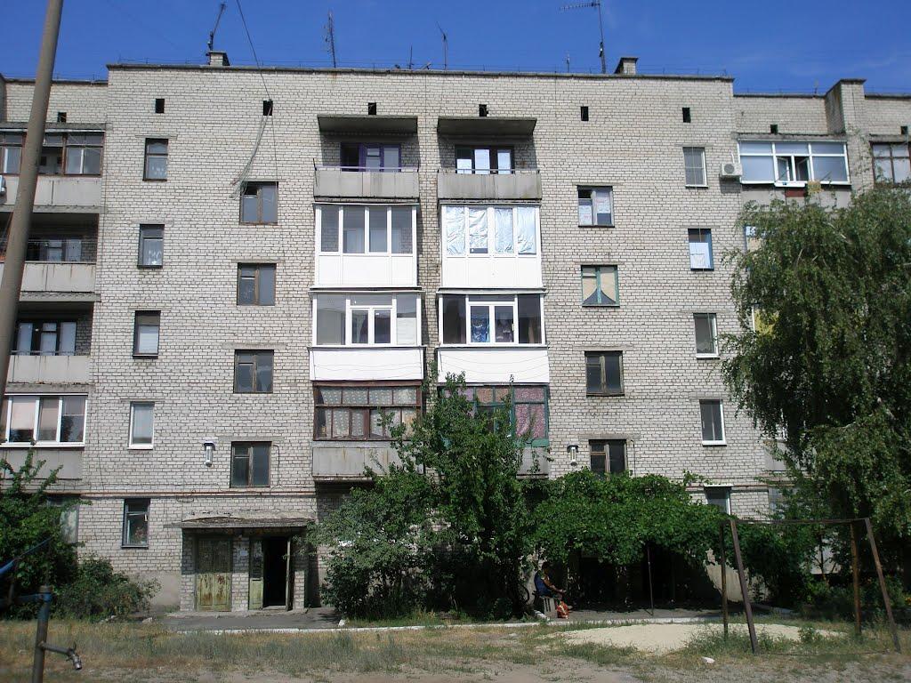 ул.Крупская 2, Красный Лиман