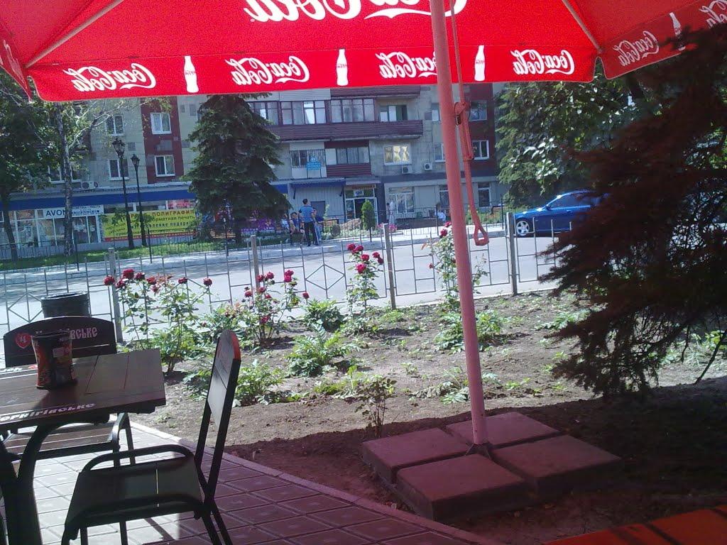 Автостанция Универмаг 16.07.2011, Макеевка