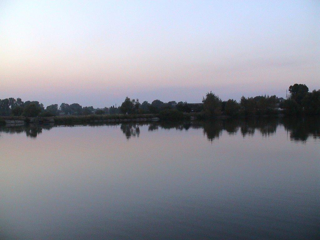 Пруд в Иванополе, Иванополь