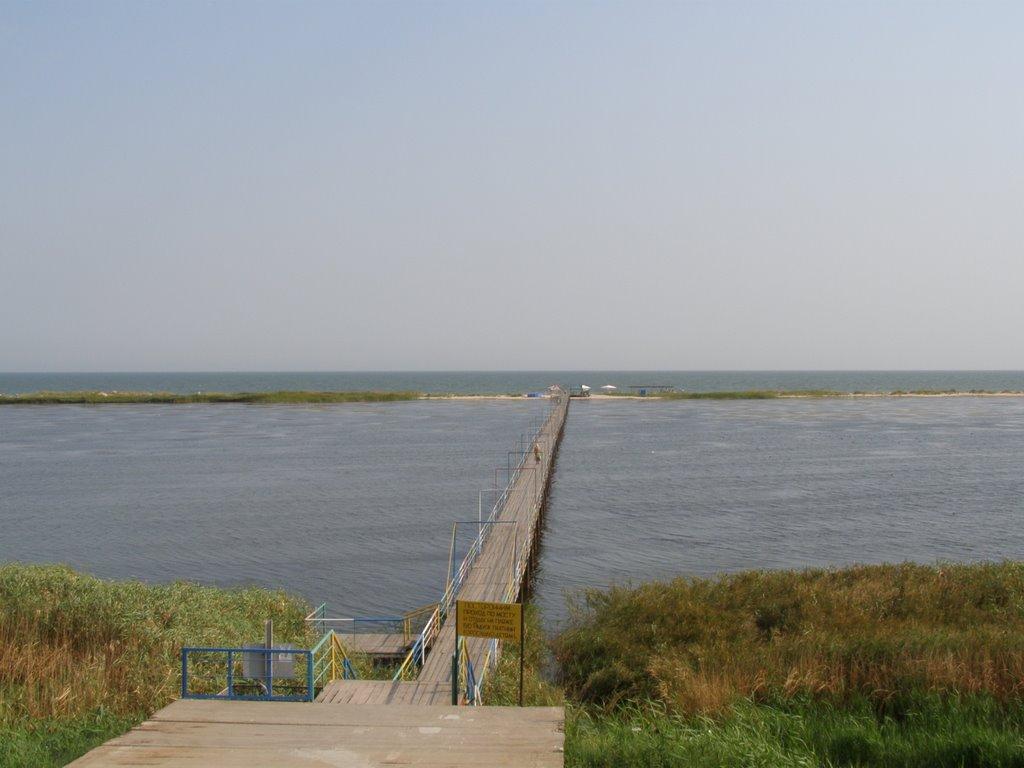 Мостик к морю, Приморск