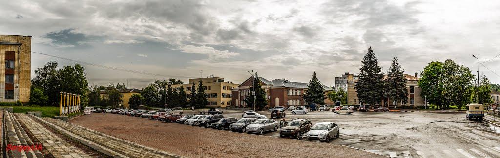 вулиця Київська, Обухов