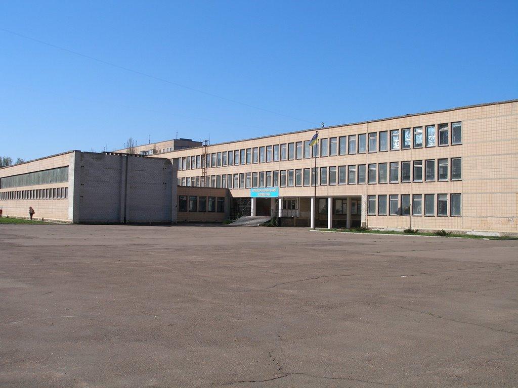 Коллегиум  он же 20 школа - апрель 2008, Александрия