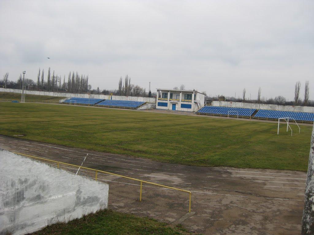 Стадион, Долинская