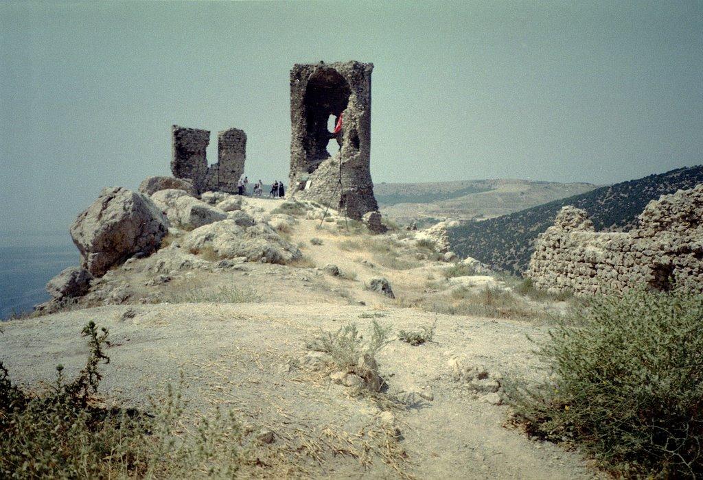 Cembalo Fortress Ruins. Руины крепости Чембало., Балаклава