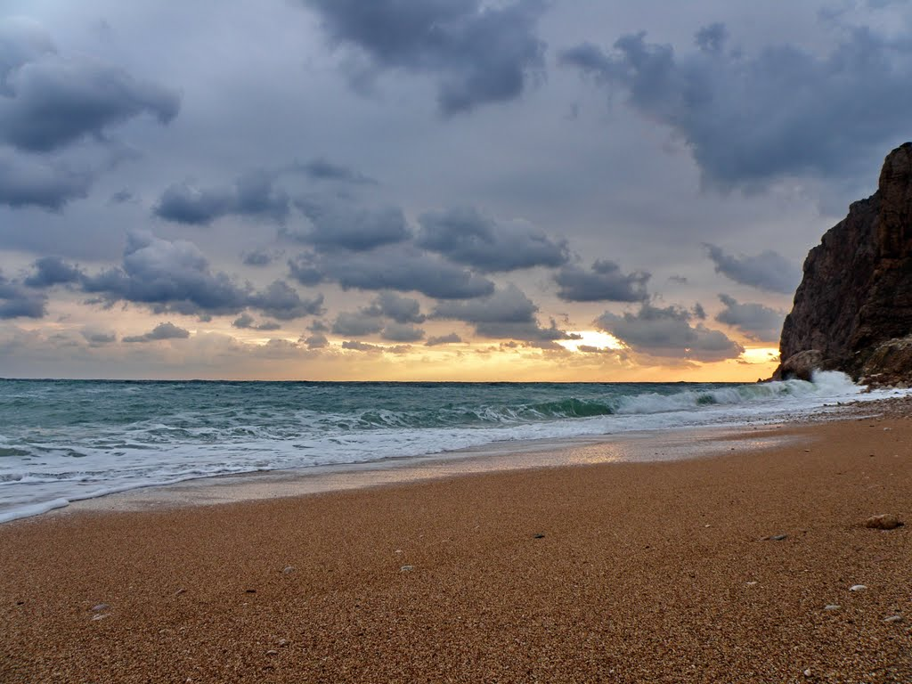 Пляж, Балаклава