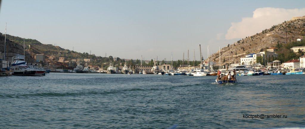 Балаклавская бухта, Балаклава