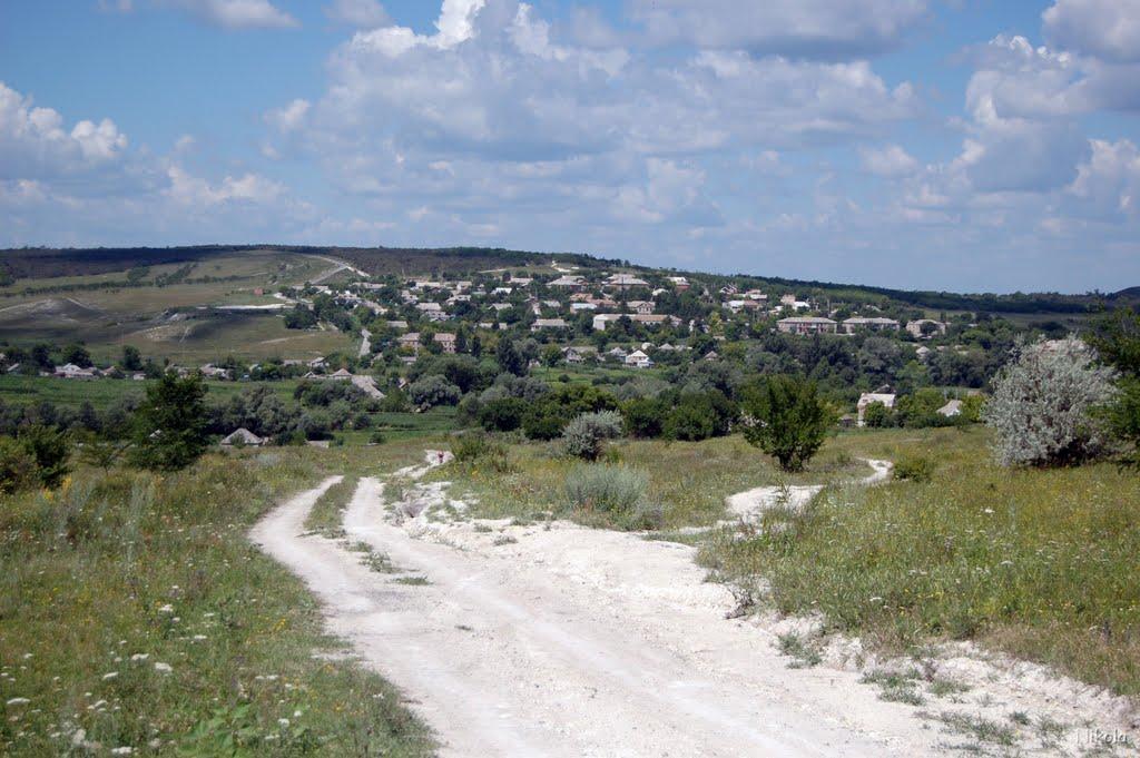 меловая дорога, Белогоровка