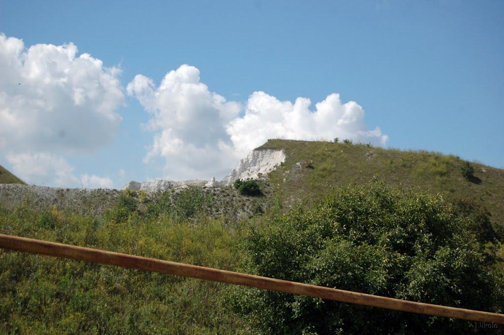 Меловые горы, Белогоровка