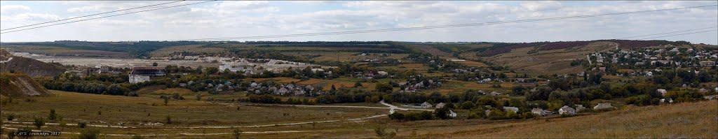 панорама, Белогоровка