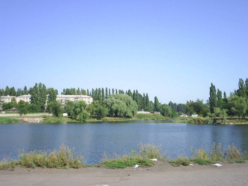 ставок в г. Антрацит, Есауловка
