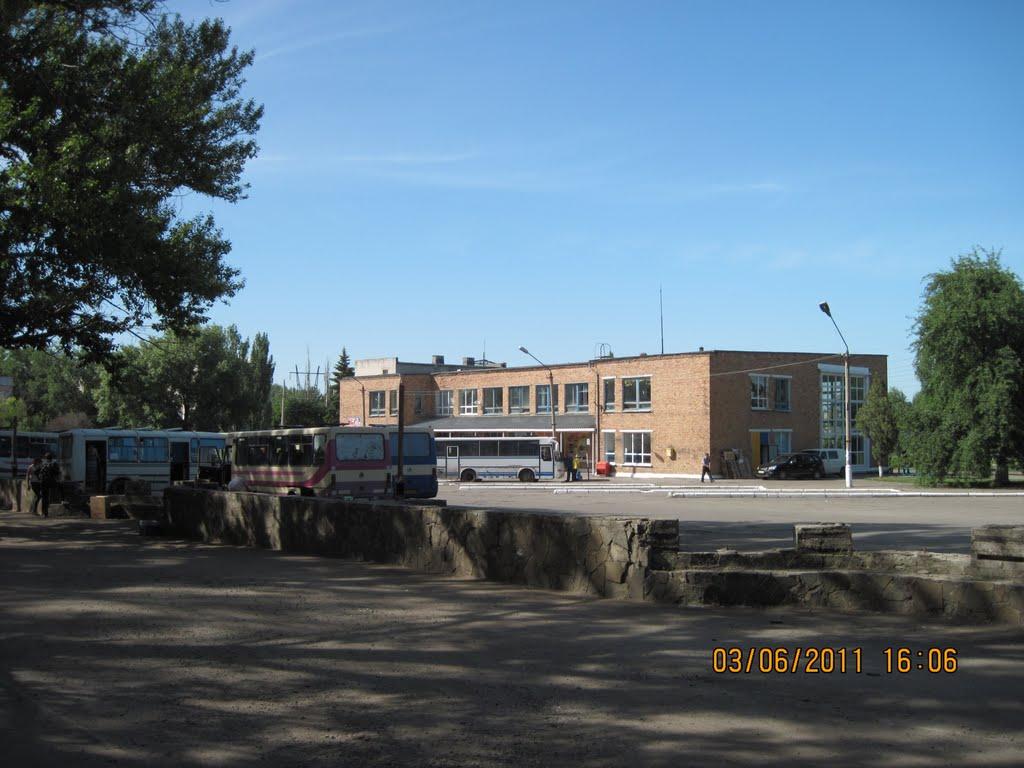Автовокзал (с обратной стороны), Свердловск