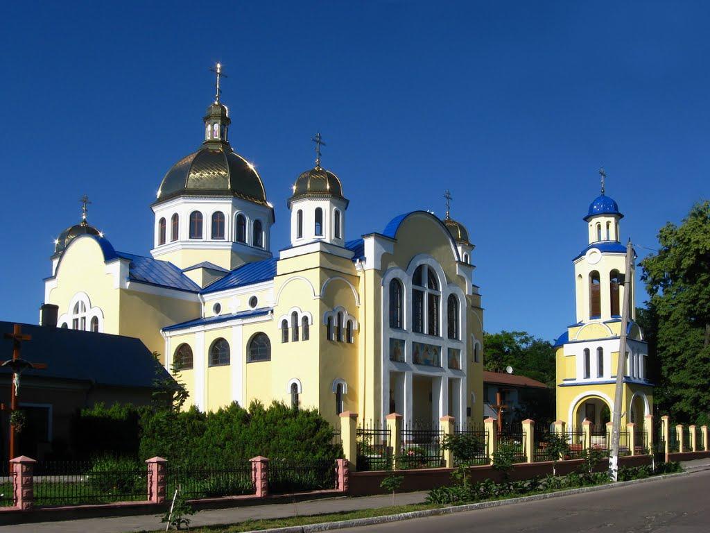 ►Церква / cerkiew  church, Нестеров