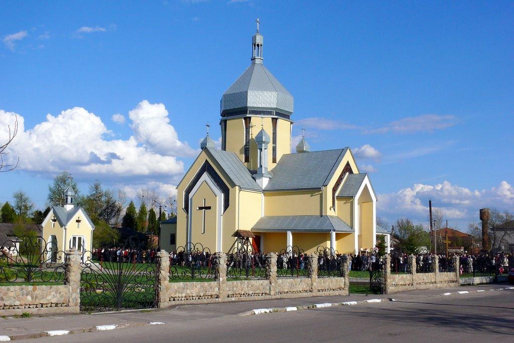 Церква, Пустомыты