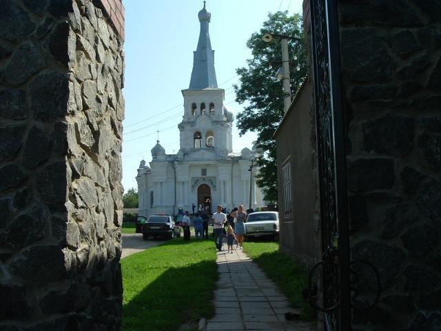 Orthodox churche, Ананьев