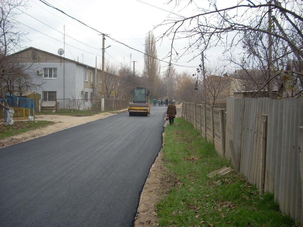 ул. Джержинского новая дорога, Беляевка