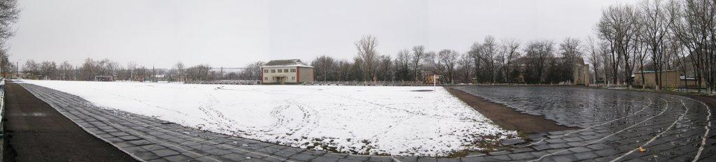 Наш стадион, Березовка