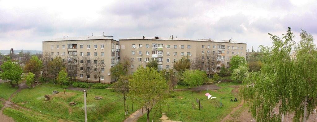 панорама, Березовка