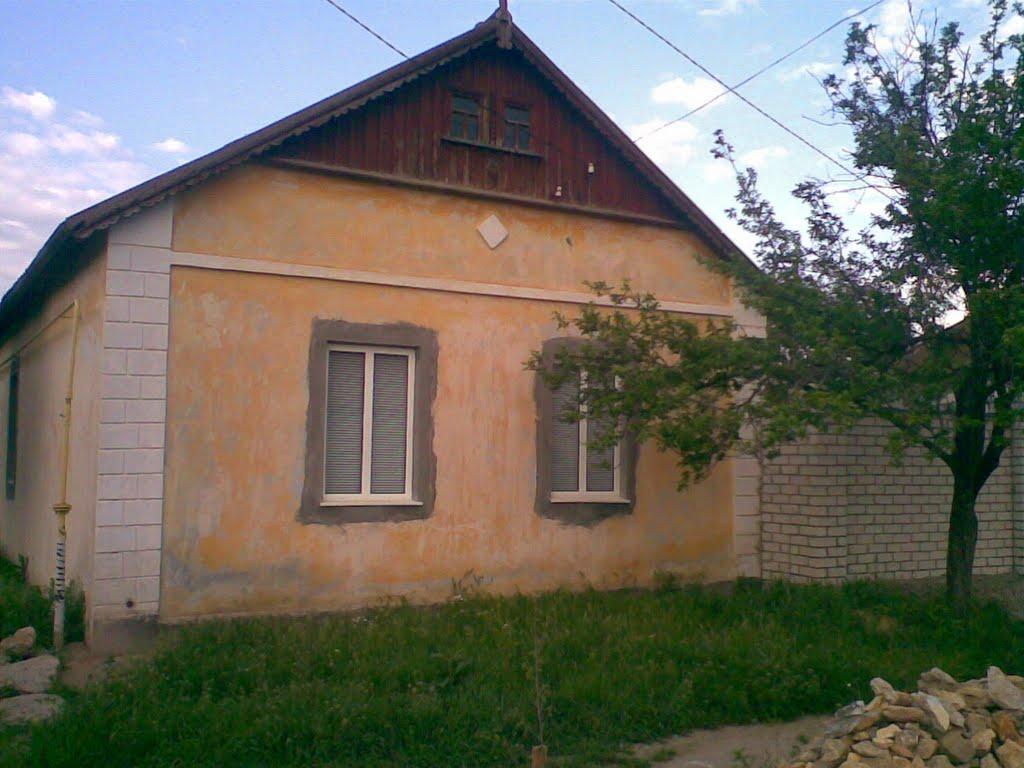 дом бабули, Березовка