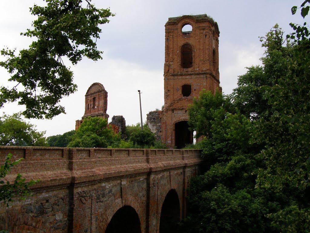 Замок, Корец