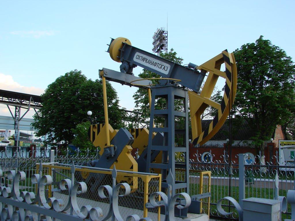 Макет нефтескважини, Ахтырка