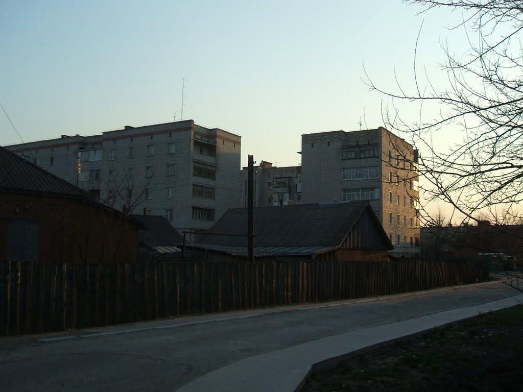 пер Павдинский-Днепропетровский, Ахтырка