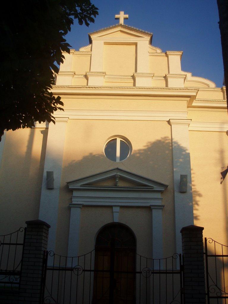 Church, Подволочиск
