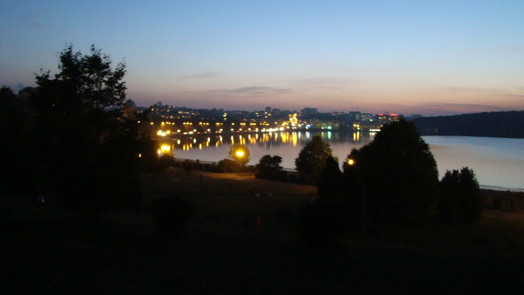 Tarnopol  -  Zalew  Tarnopolski, Тернополь