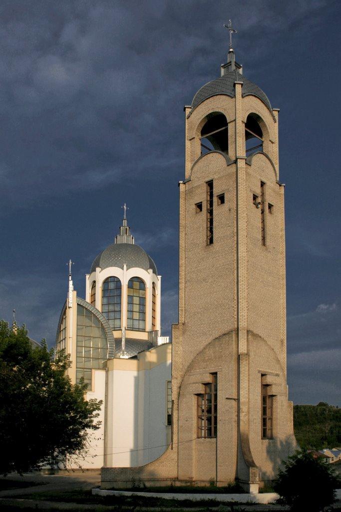 Церковь в городе Чертков, Чортков