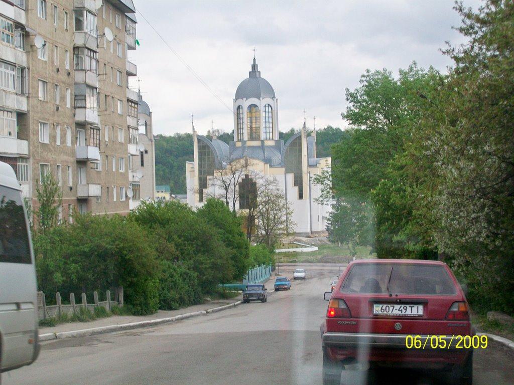 Храм/Temple, Чортков