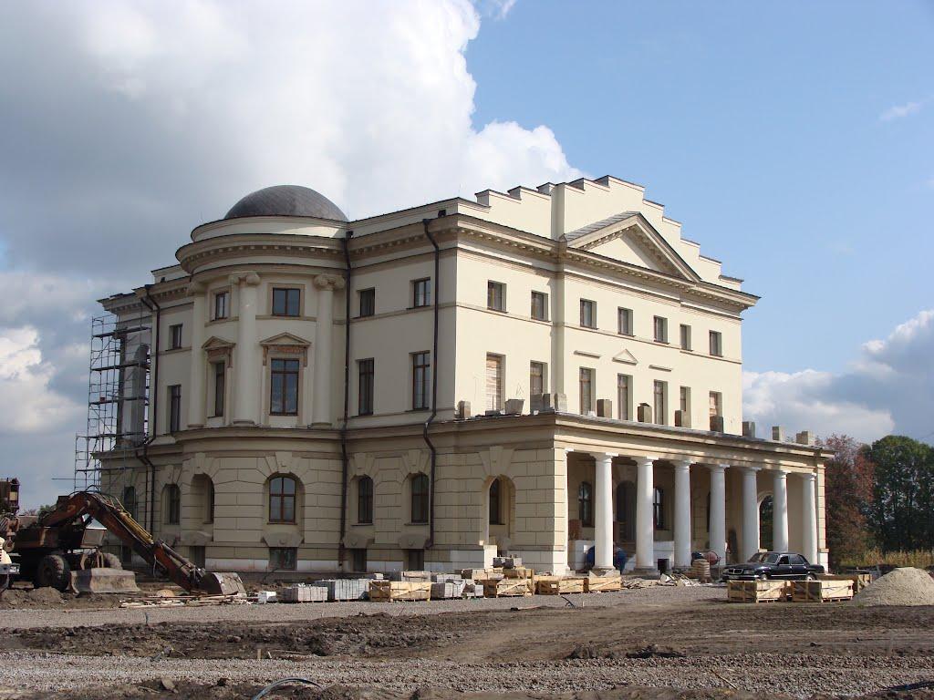 Батурин. Дворец Розумовского. 1799-1803г., Батурин