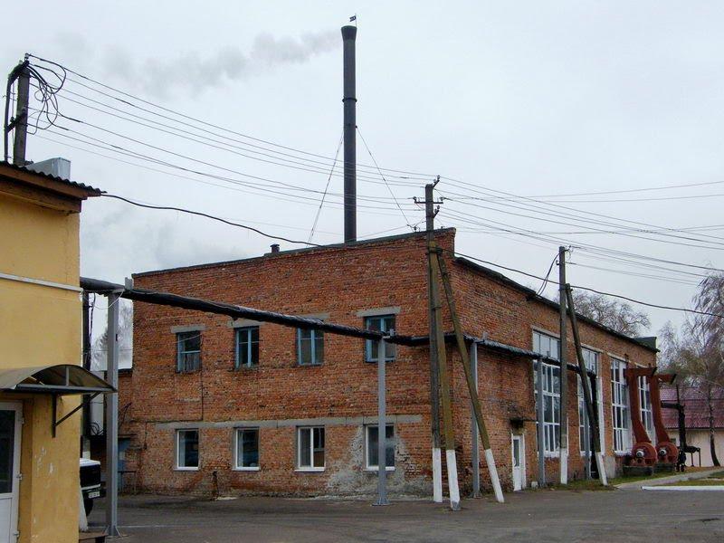 Котельня ПАТ Куликівське молоко, Куликовка