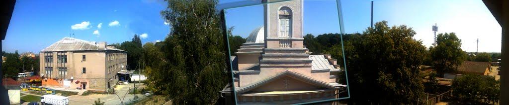 новоселицкая церковь, Новоселица