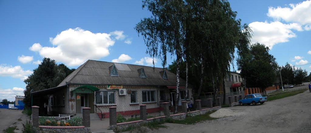 Панорама у Дородного кафе, Липовец