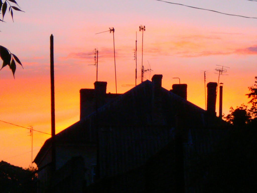 Дом на закате, Киверцы