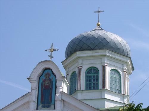 dome church, Никополь